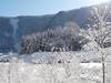 山と川 館より500m